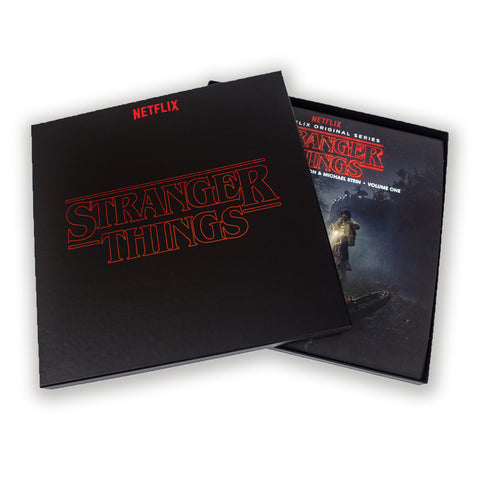 Stranger Things Season 1 OST Deluxe Box Set