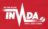 "Invada ""On The Pulse"" T-Shirt [Pillar Box Red]"