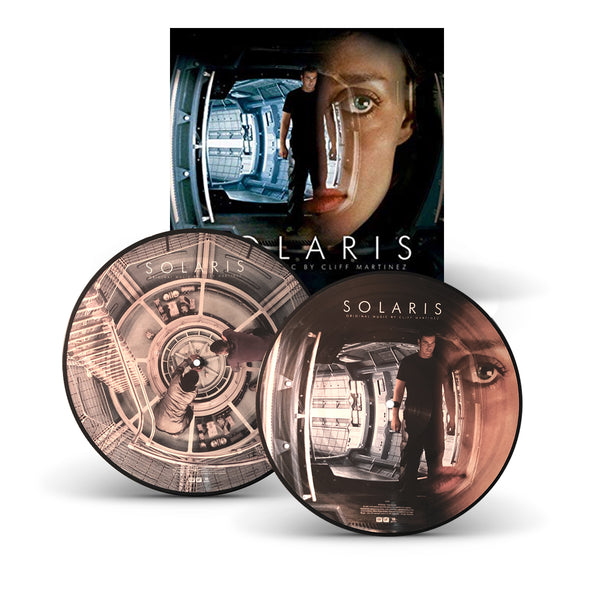 Cliff Martinez - SOLARIS OST Reissue [Picture Disc]