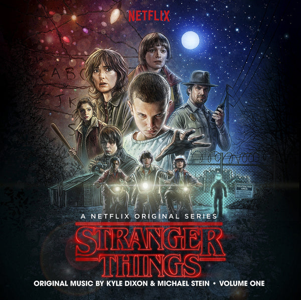 Stranger Things: Volume 1 Digipak CD
