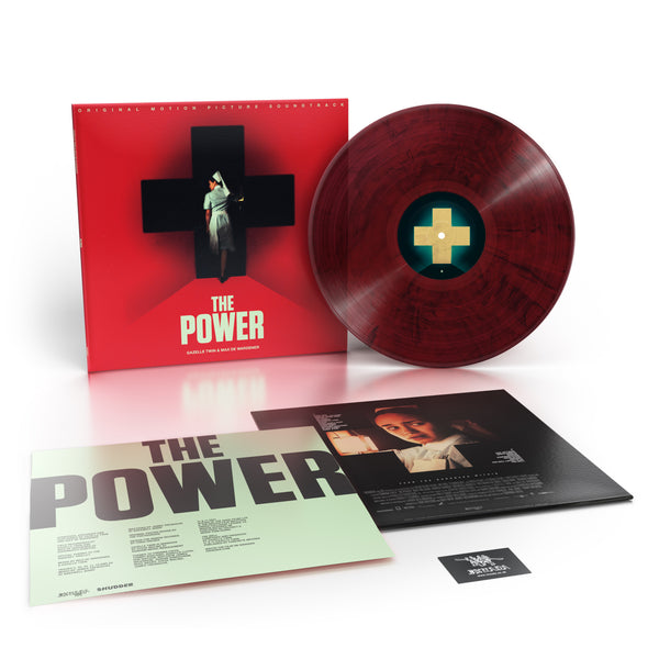 Gazelle Twin & Max de Wardener - The Power OST [Ltd LP]