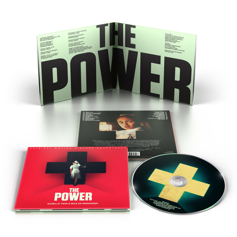 Gazelle Twin & Max de Wardener - The Power OST [CD]