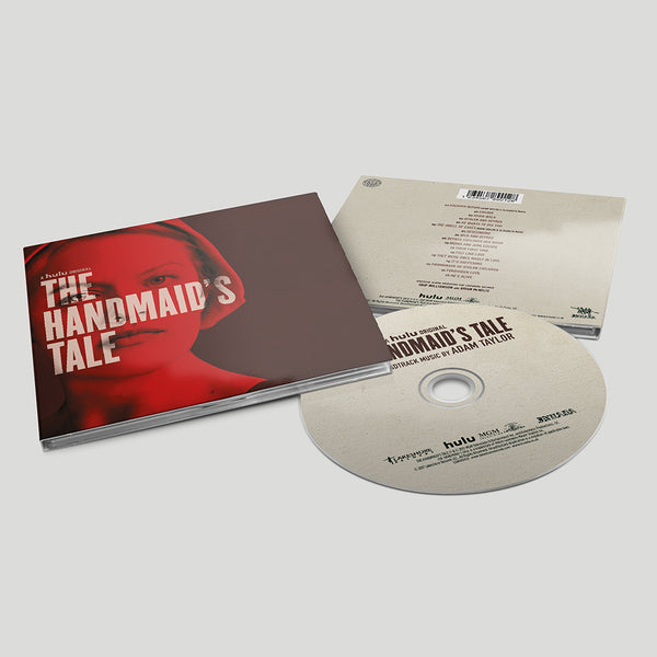 Adam Taylor - The Handmaid's Tale Original Score [CD Digipack]