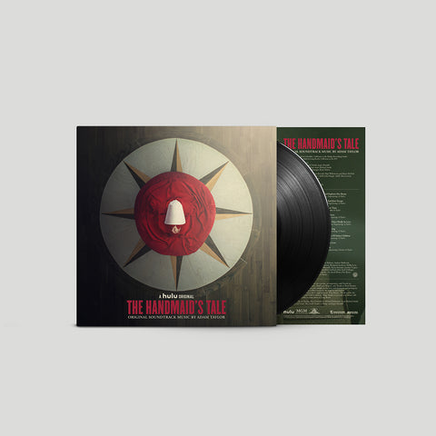 Adam Taylor - The Handmaid's Tale Original Score [180g Black Vinyl]