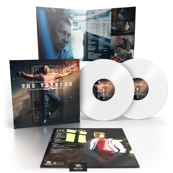 PJ Harvey & Various Artists - The Virtues Soundtrack [2 x Ltd Edition Exclusive 180g White LP]