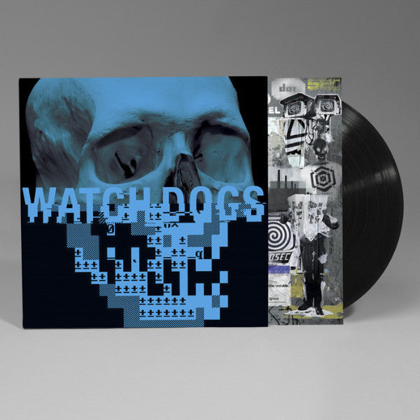 WATCH_DOGS Soundtrack by BRIAN REITZELL (LP & CD)