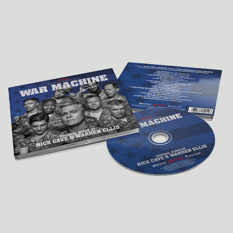 Nick Cave & Warren Ellis - War Machine Original Score [CD]