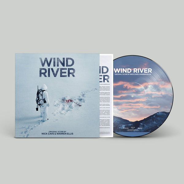 Nick Cave & Warren Ellis - Wind River Original Score [Limited Edition Picture Disc]