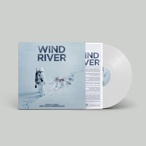 Nick Cave & Warren Ellis - Wind River Original Score [Snow White Vinyl]