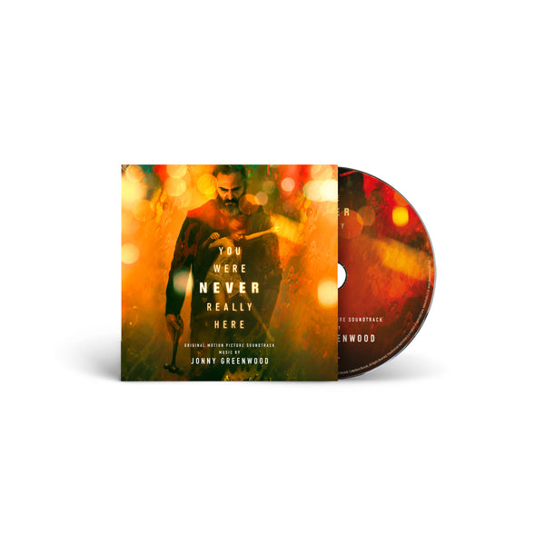 Jonny Greenwood - You Were Never Really Here [CD]