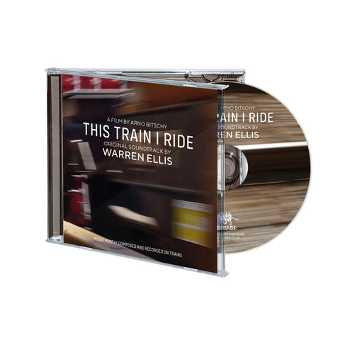 Warren Ellis - This Train I Ride OST [CD]