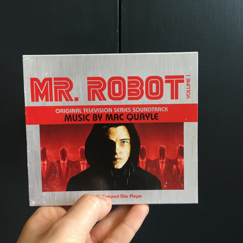 Mac Quayle - Mr. Robot Season 1 OST Vol. 1 [CD]