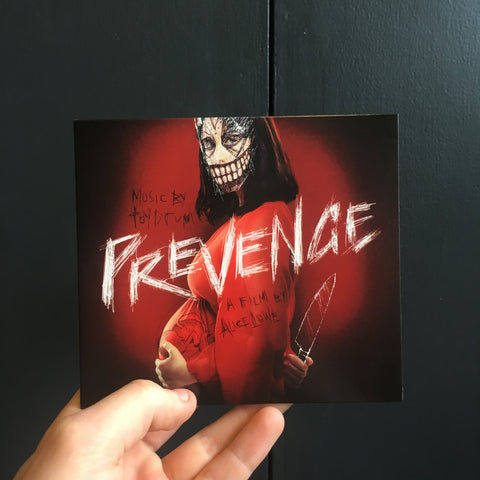 Toydrum - Prevenge OST [CD]