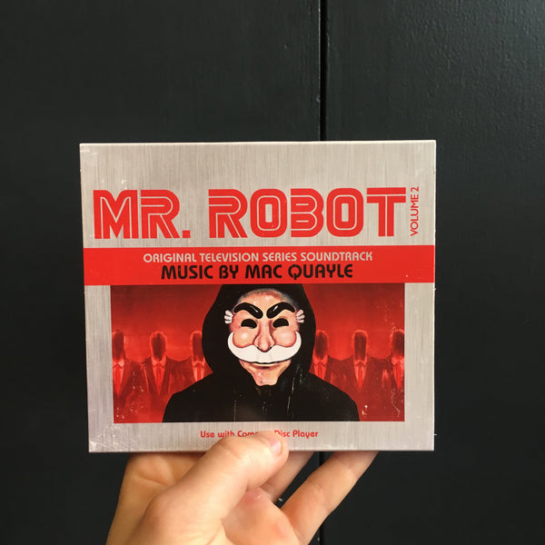 Mac Quayle - Mr. Robot OST Vol. 2 [CD]