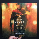 Jonny Greenwood - You Were Never Really Here [Amber Marble Vinyl + Exclusive A5 Flyer]