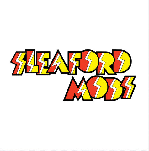 SLEAFORD MODS - Tiswas EP Limited Coloured Vinyl w/ DL Card