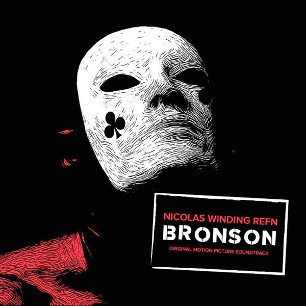 Bronson (Original Motion Picture Soundtrack) (2 x Colour Vinyl LP & CD)