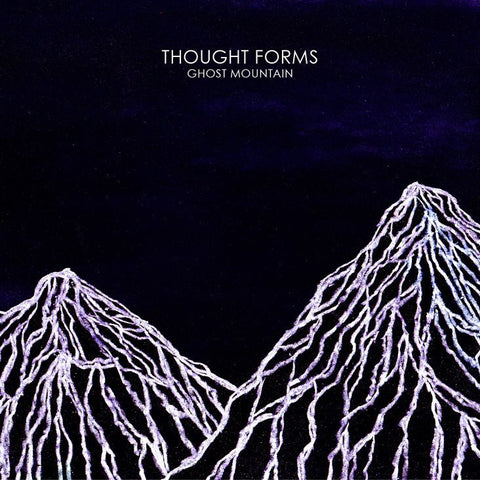 THOUGHT FORMS Ghost Mountain (Coloured Vinyl LP & CD)
