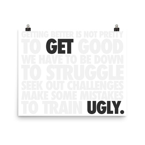 Get Ugly
