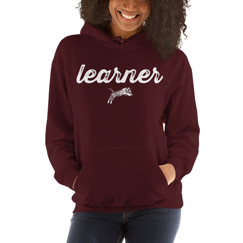 Retro Learner - The Hoodie (unisex)