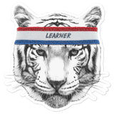Learner, yo sticker
