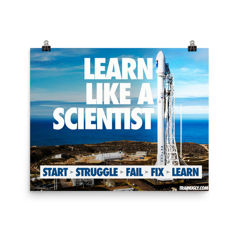 Learn Like a Scientist