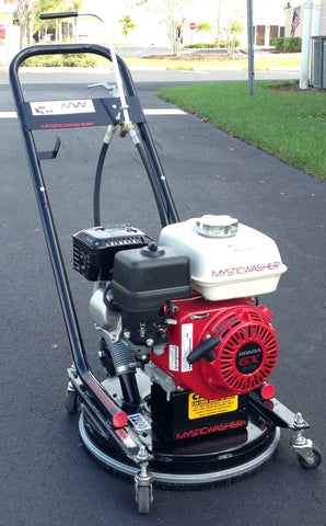 MysticWasher® Cleaning System - Electric Recovery