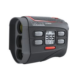 Red/Black HYBRID Rangefinder & GPS - 2019