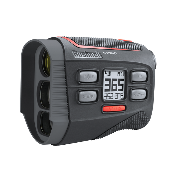 Red/Black 'HYBRID' Rangefinder & GPS - 2021