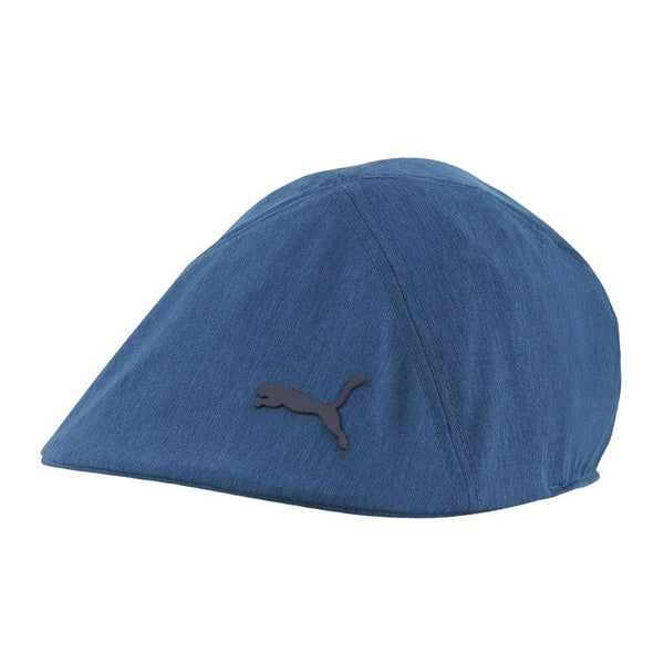 BLUE 'DRIVER CAP' - MEN / AW20