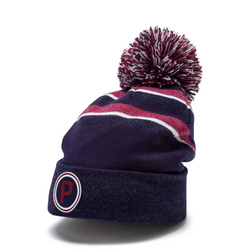 nAVY 'PWRWARM'  Pom Golf Beanie - MEN / AW19