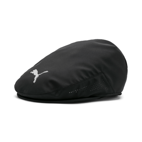 BLACK 'Tour Driver Cap' - MEN / SS20