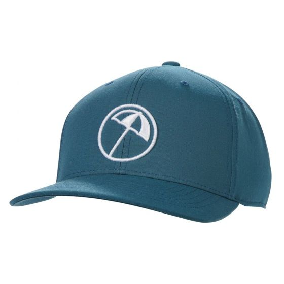 Blue 'CIRCLE UMBRELLA' SNAPBACK GOLF CAP - ARNOLD PALMER X PUMA / MEN