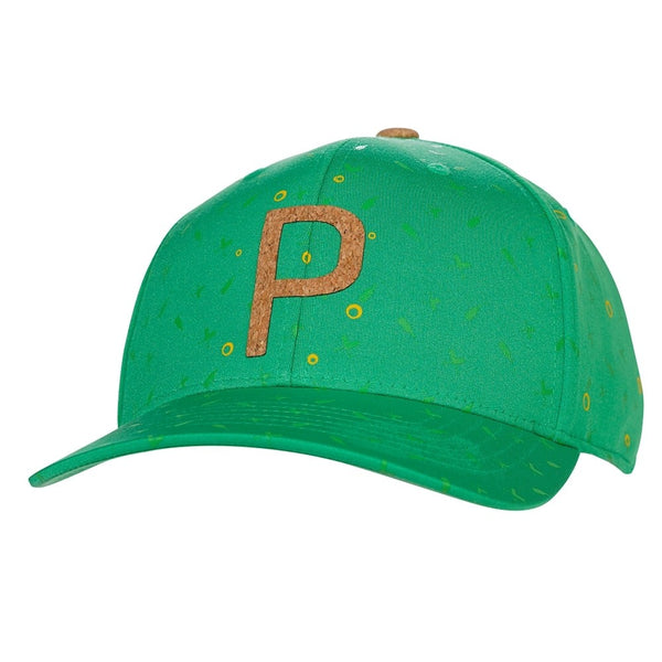 GREEN 'CHAMPS P110' GOLF CAP - LIMITED EDITION / MEN