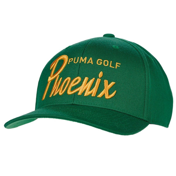 GREEN 'PHOENIX CITY' GOLF CAPS - LIMITED EDITION / MEN