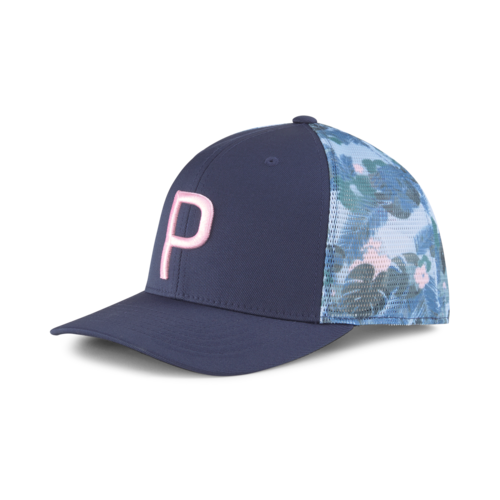 NAVY 'Spring Break' Golf Trucker P 110 Snapback Cap - Limited Edition HONDA / MEN
