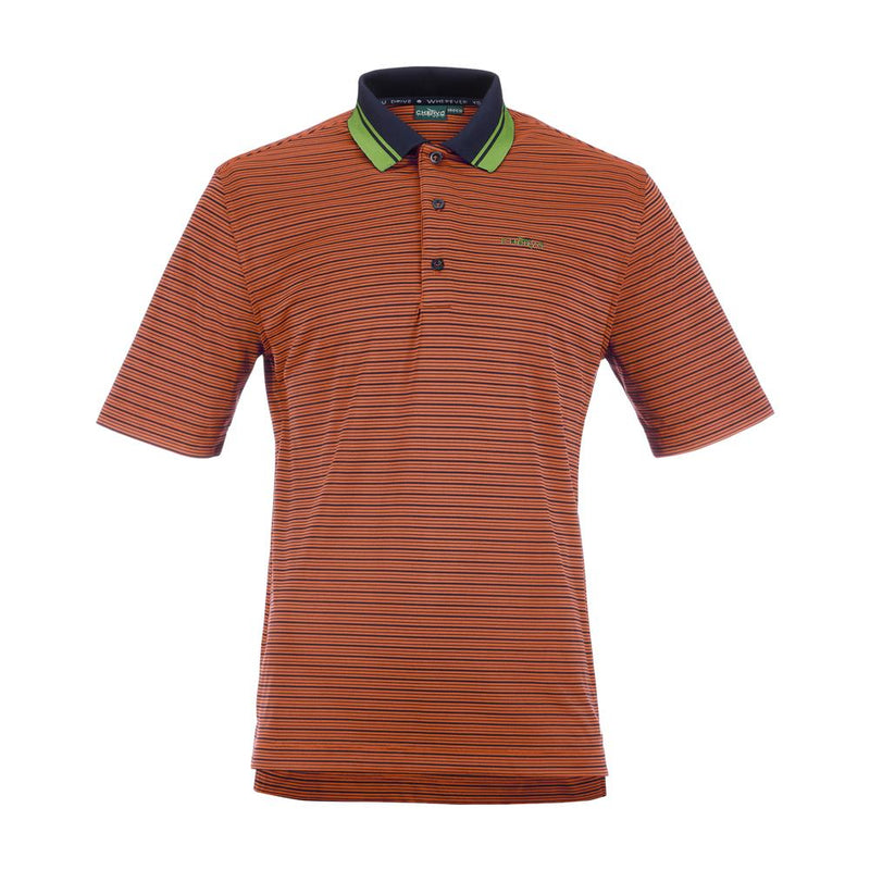 ORANGE ANTOLINI POLO - MEN / OUTLET