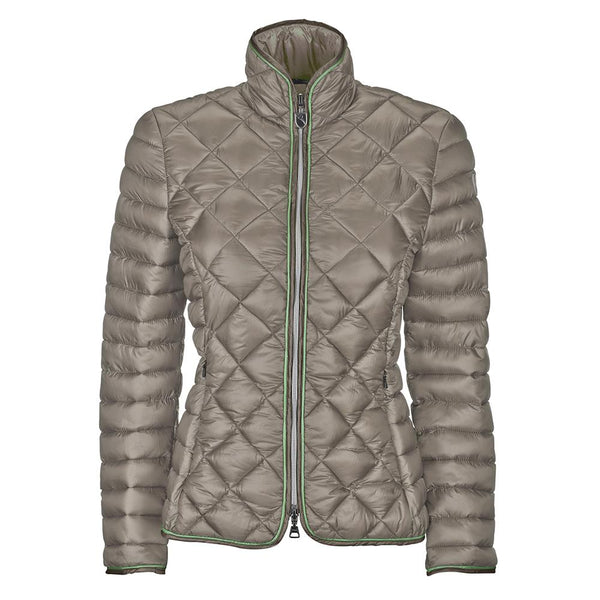 JET SET BEIGE MARAMEO JACKET - WOMEN / OUTLET