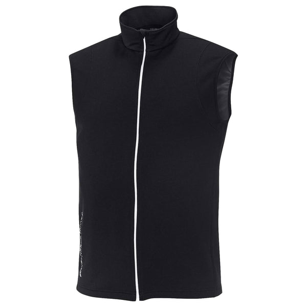 BLACK DERRY BODYWARMER - MEN / OUTLET