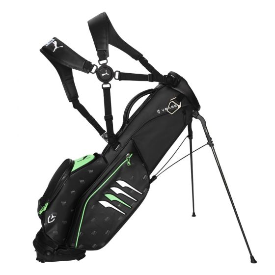 BLACK 'MOVING DAY' VLX STAND BAG