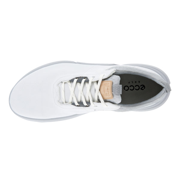 White 'Biom H4'  GOLF SHOE - MEN