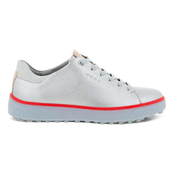 Silver 'TRAY' Spikeless Golf Shoe - WOMEN