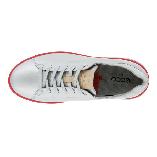 Silver 'TRAY' Spikeless Golf Shoe - WOMEN / 2021