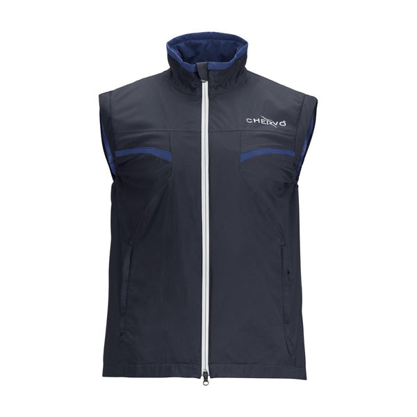 NAVY EFREM VEST  - MEN / OUTLET