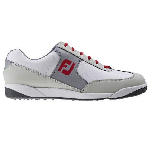 WHITE/GREY/RED WHITE/GREEN/RED AWD XL CASUAL SHOE   -