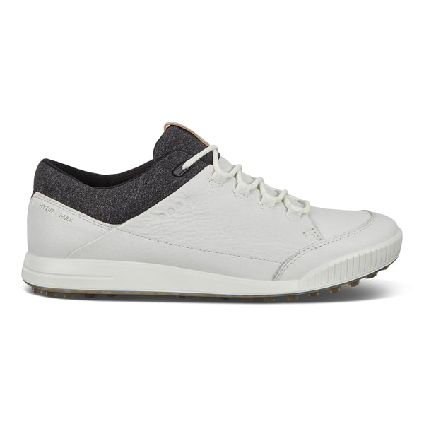 White 'Golf Street Retro' Hydromax Golf Shoe - MEN