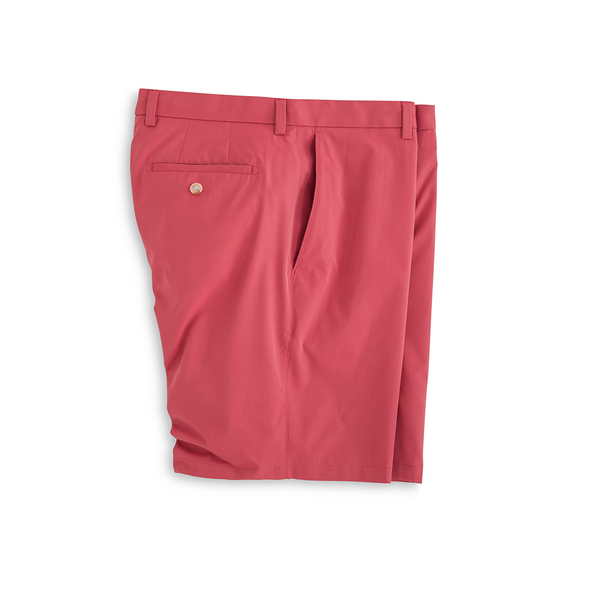 RED SIGNATURE TECH SHORT   -  SS17