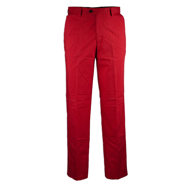 Red Greg Trouser