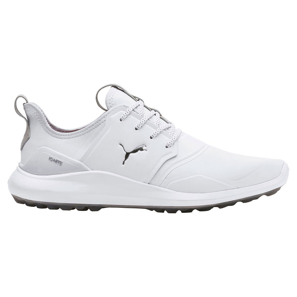 WHITE 'IGNITE NXT PRO' GOLF SHOE - MEN / SS20