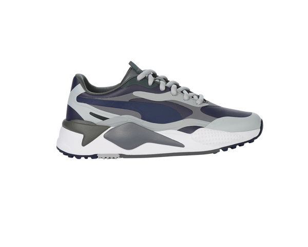 NAVY 'RS-G' WATERPROOF GOLF SHOE - MEN